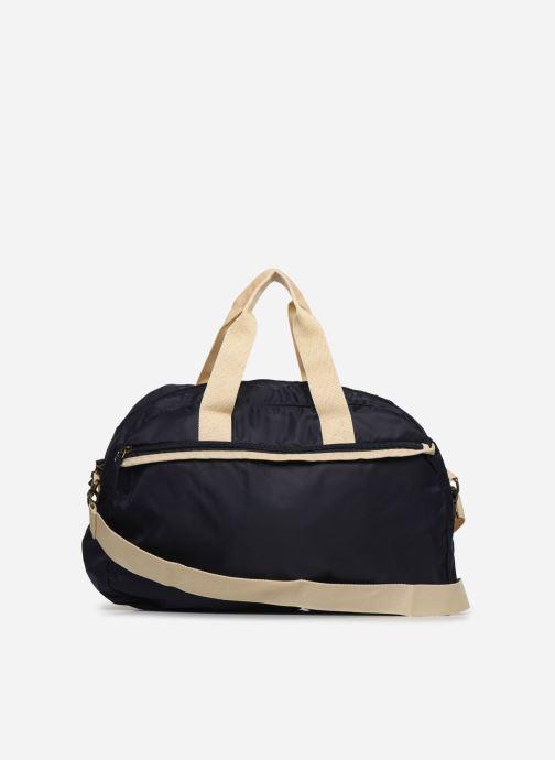 Bolsos de mano Bensimon Sport Bag Colorline Azul vista de frente