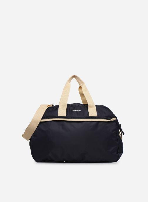 Bolsos de mano Bensimon Sport Bag Colorline Azul vista de detalle / par