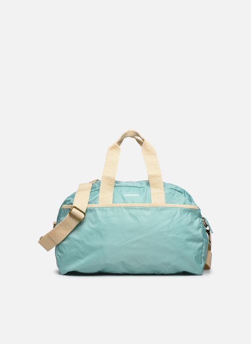 Bolsas de deporte Bensimon Sport Bag Colorline Azul vista de detalle / par