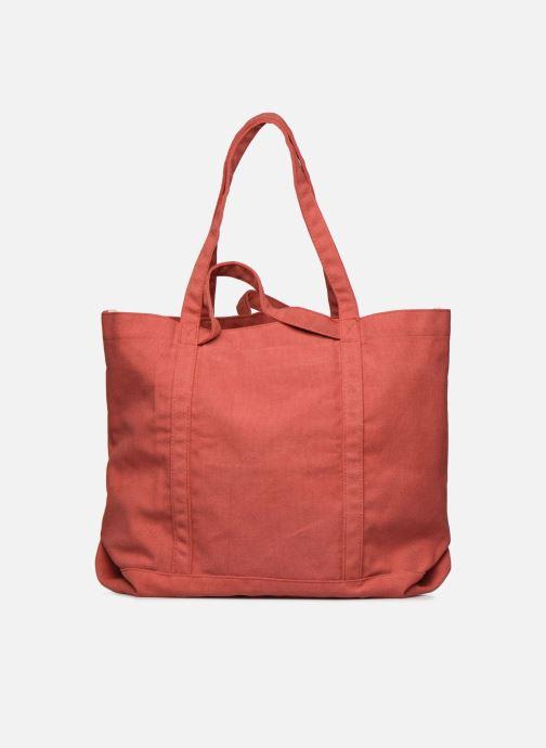 Handtaschen Bensimon Tote Surplus Canvas orange ansicht von vorne