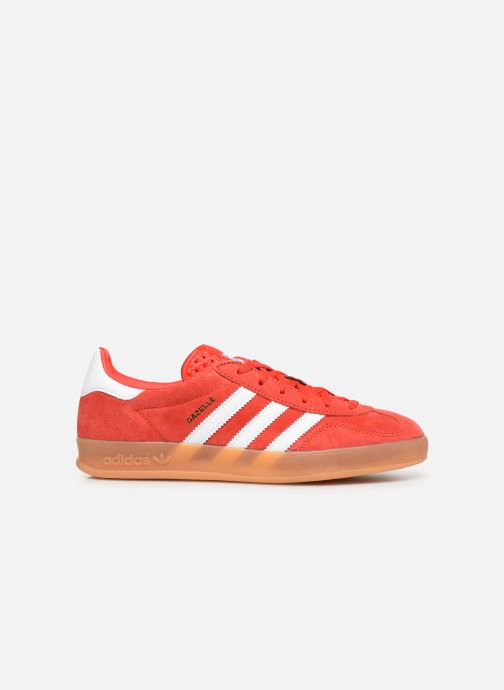 Trainers adidas originals Gazelle Indoor W Red back view