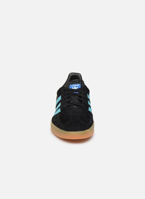 Trainers adidas originals Gazelle Indoor W Blue model view