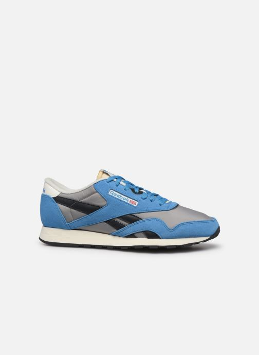 Trainers Reebok CL Nylon H Blue back view