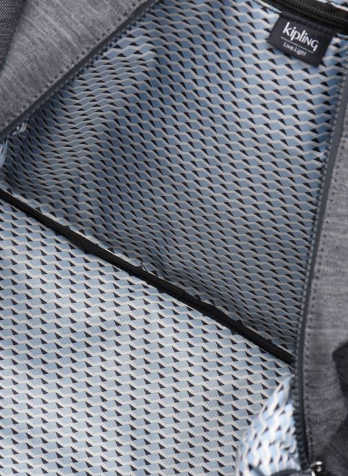 Reisegepäck kipling Adonis  M blau ansicht von hinten