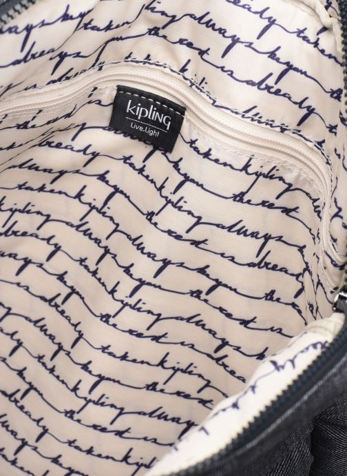 Rucksäcke kipling Komori S grau ansicht von hinten