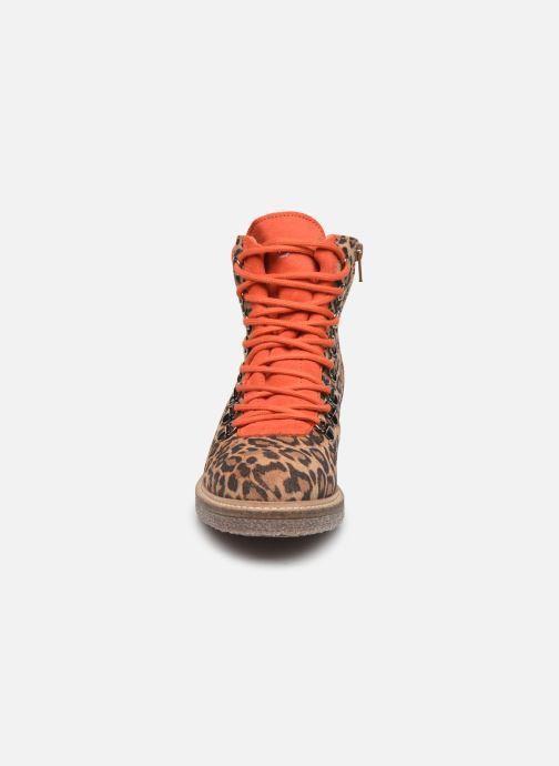Bottines et boots Tamaris SAMANTHA Marron vue portées chaussures