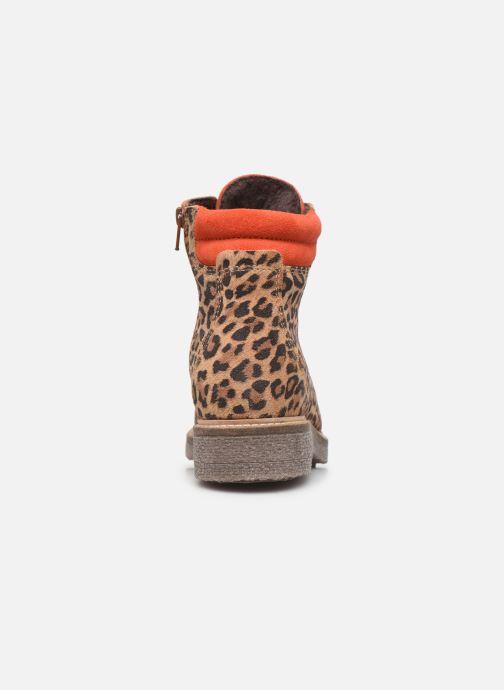 Stiefeletten & Boots Tamaris SAMANTHA braun ansicht von rechts