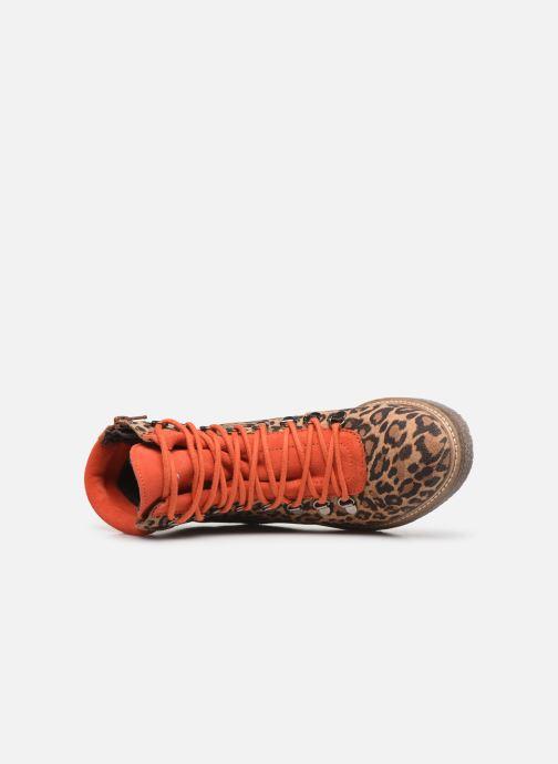 Bottines et boots Tamaris SAMANTHA Marron vue gauche