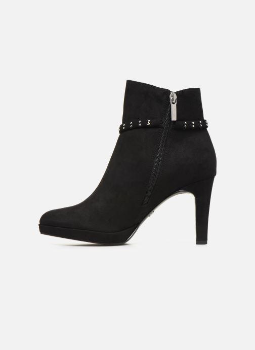 Bottines et boots Tamaris LEA Noir vue face
