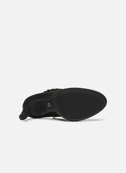 Bottines et boots Tamaris LEA Noir vue haut