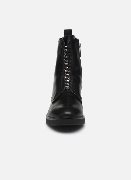 Bottines et boots Tamaris MATHILDE Noir vue portées chaussures