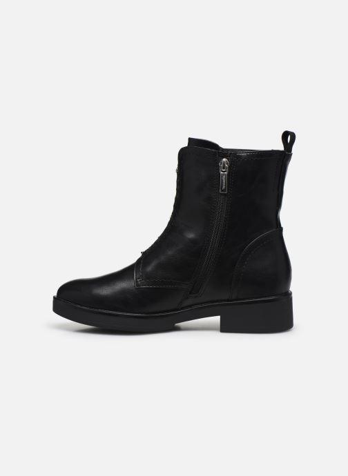 Boots en enkellaarsjes Tamaris MATHILDE Zwart voorkant