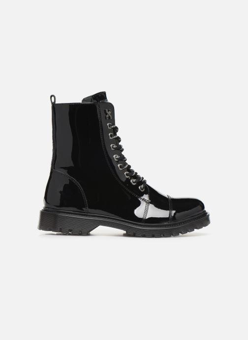 Bottines et boots Bronx RIFKA CHUNKY new Noir vue derrière