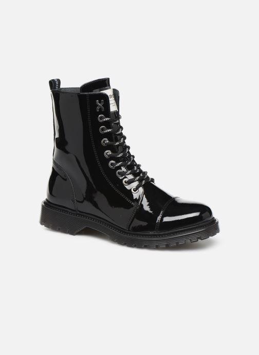 Bottines et boots Bronx RIFKA CHUNKY new Noir vue détail/paire