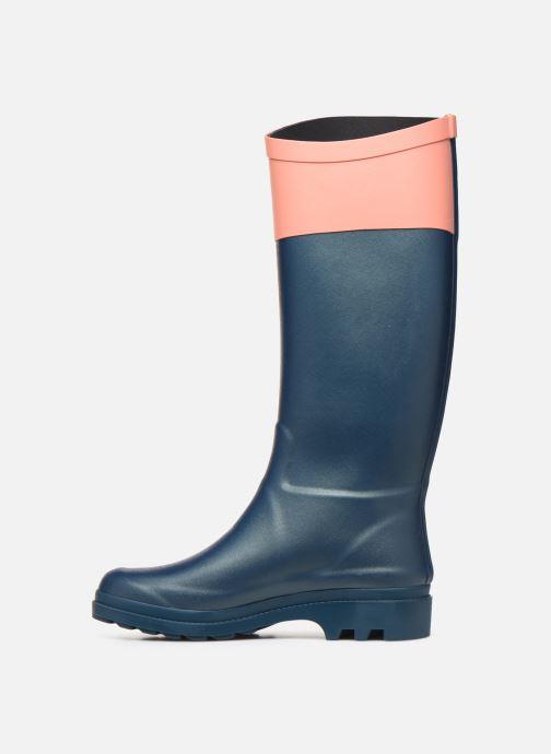 Rabatt Damen Schuhe Aigle Aiglentine Col blau Stiefel 410320555
