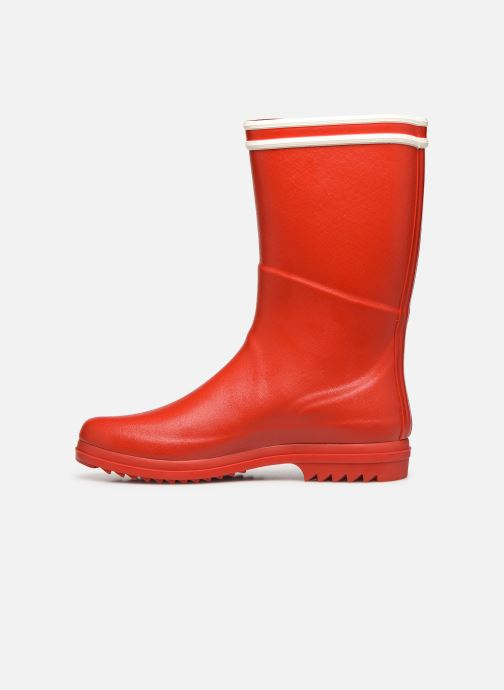 Bottes Aigle Chanteboot Signature - Made In France - Rouge vue face