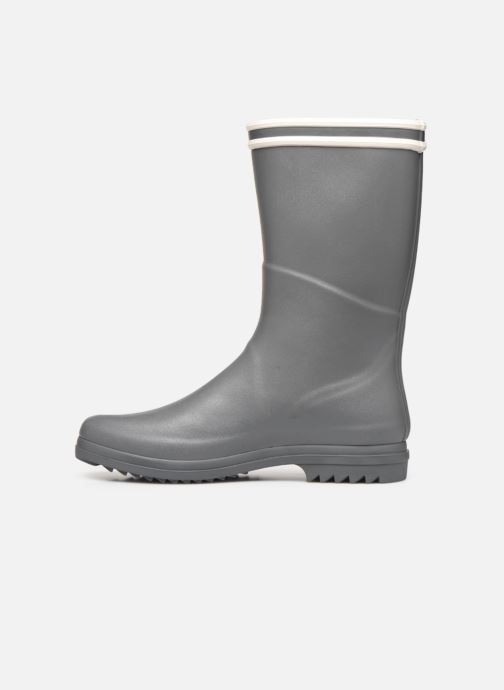 Bottes Aigle Chanteboot Signature - Made In France - Gris vue face