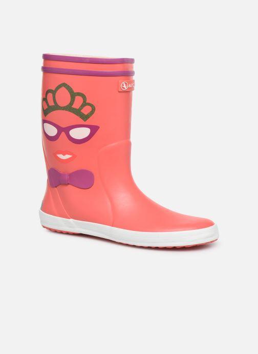 Botas Aigle Lolly Pop Fun Rosa vista de detalle / par