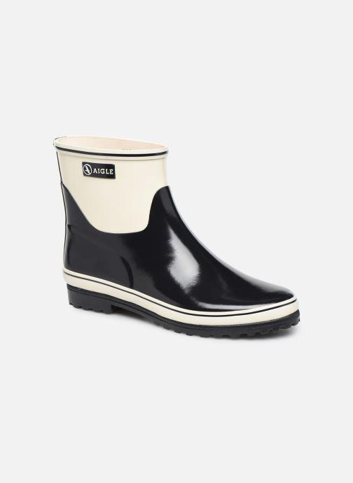 Bottines et boots Aigle Venise Bott Col Bleu vue détail/paire