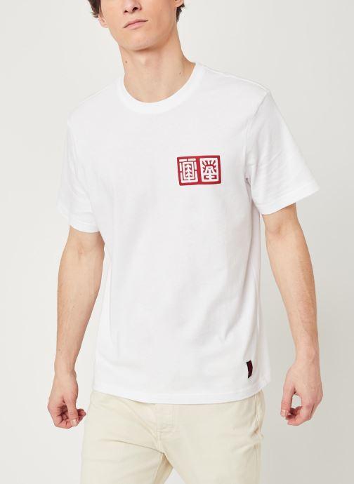 Vêtements Element Tradition C Blanc vue détail/paire