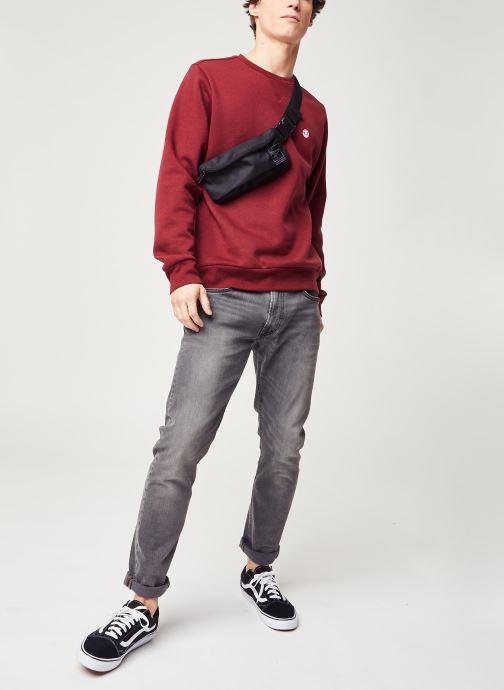 Vêtements Element Cornell Classic C Bordeaux vue bas / vue portée sac