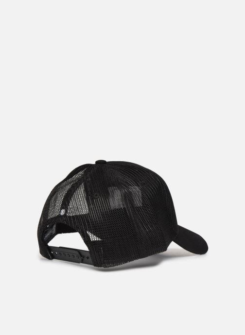 Cappellino Element Icon mesh Cap C Nero modello indossato
