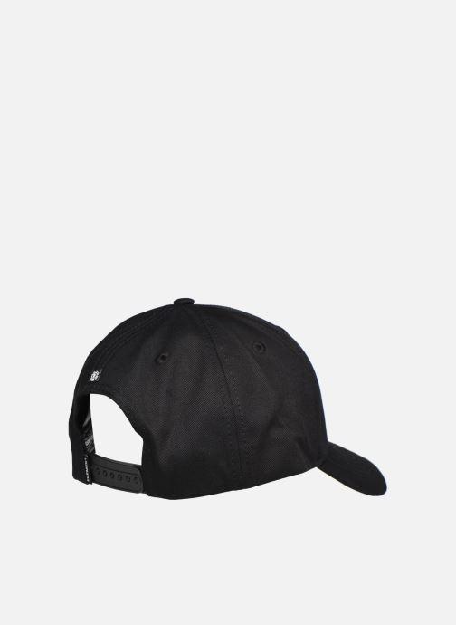 Kappe Element Treelogo Cap C schwarz schuhe getragen