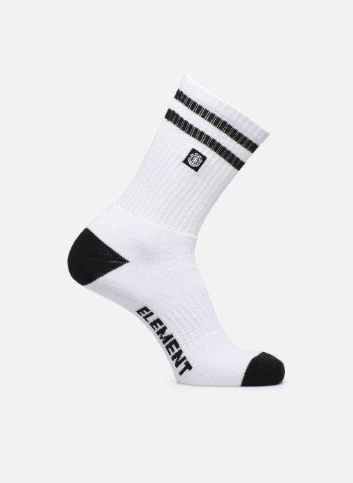 Chaussettes et collants Element Clearsight Socks C Blanc vue détail/paire