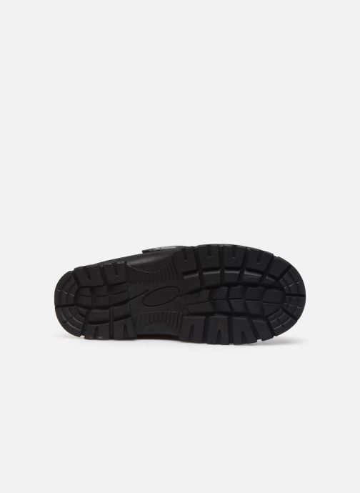 Sport shoes Kimberfeel Ferris Black view from above