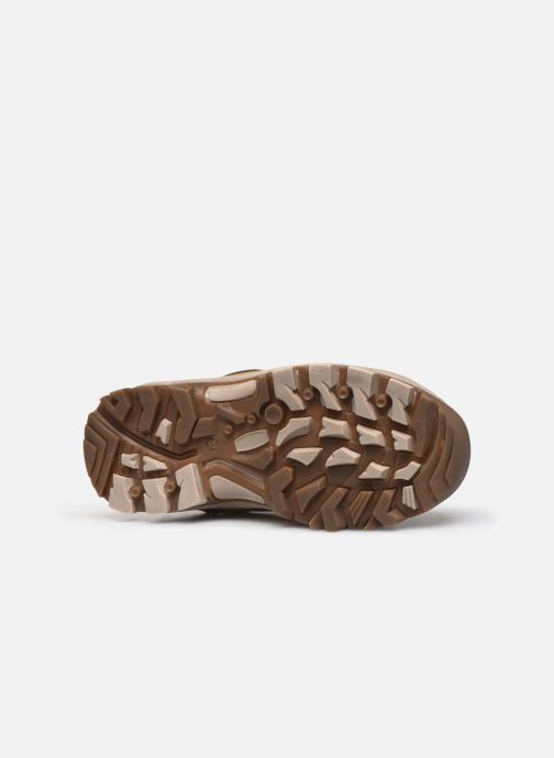Sport shoes Kimberfeel Charly Brown view from above