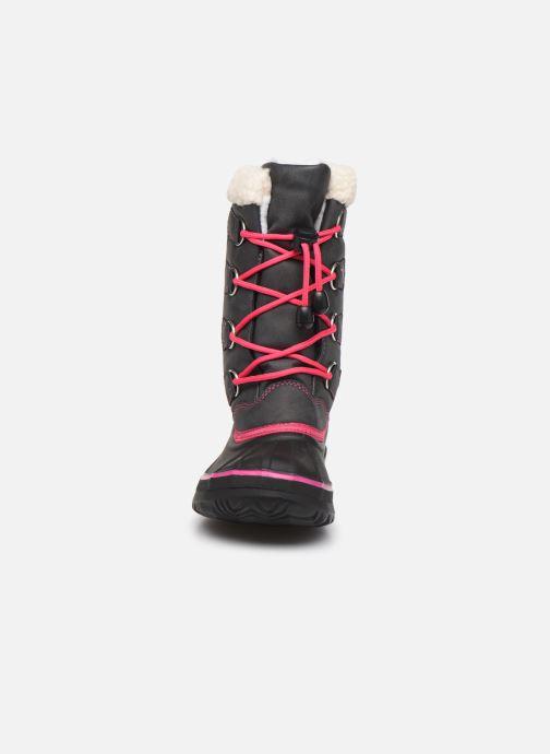 Chaussures de sport Kimberfeel Dikson Noir vue portées chaussures