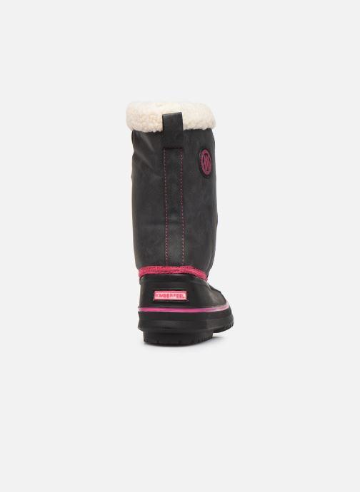 Chaussures de sport Kimberfeel Dikson Noir vue droite