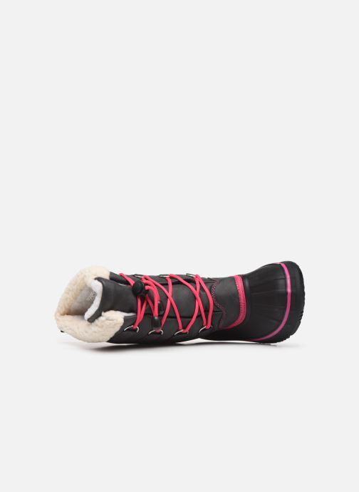 Chaussures de sport Kimberfeel Dikson Noir vue gauche