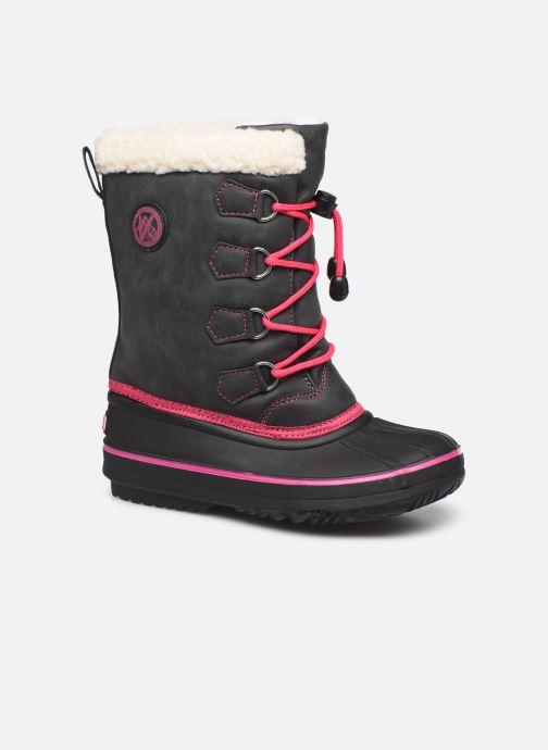 Chaussures de sport Kimberfeel Dikson Noir vue détail/paire