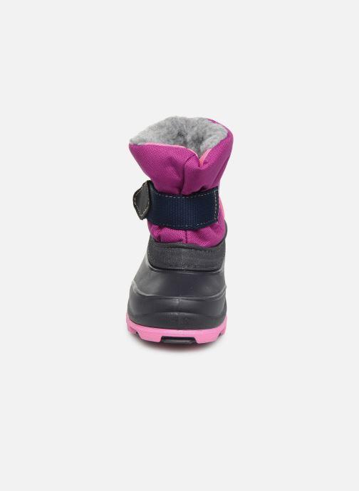 Sport shoes Kimberfeel Nemo Purple model view