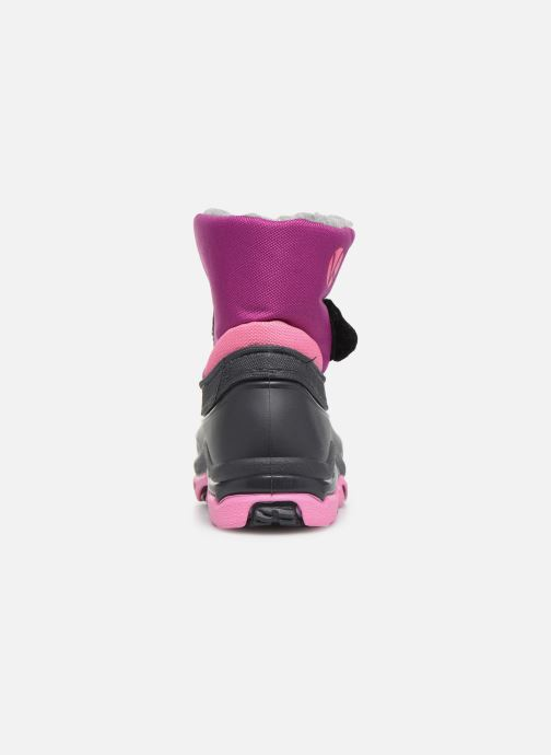 Sport shoes Kimberfeel Nemo Purple view from the right