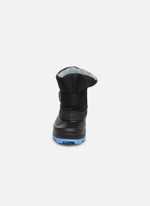 Chaussures de sport Kimberfeel Nemo Noir vue portées chaussures