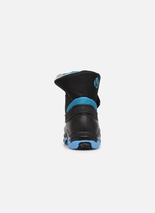 Chaussures de sport Kimberfeel Nemo Noir vue droite