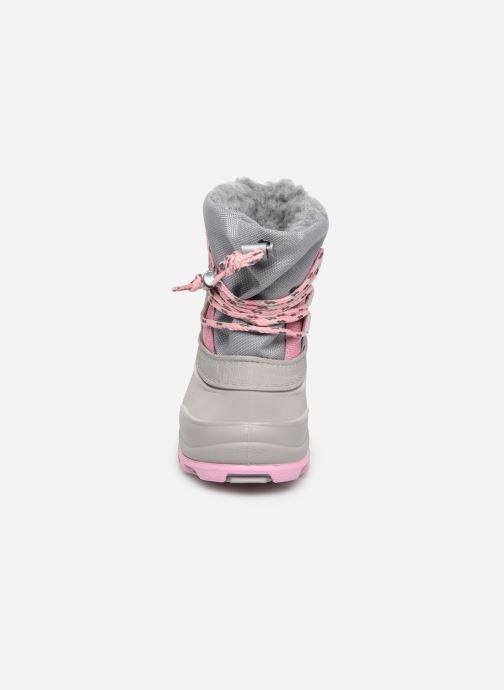 Chaussures de sport Kimberfeel Waneta Rose vue portées chaussures