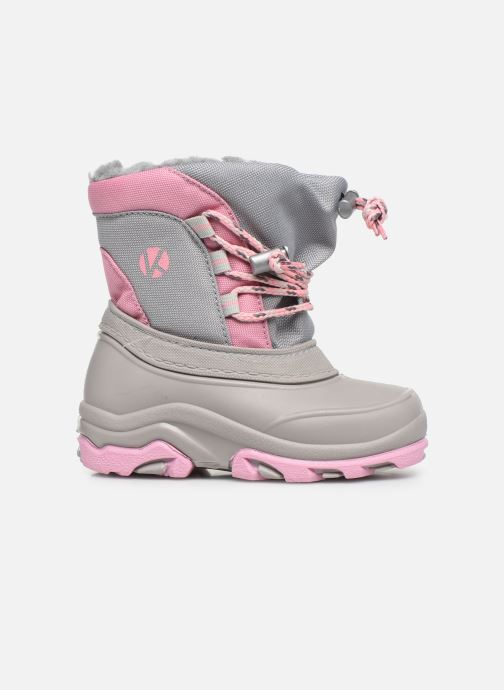 Chaussures de sport Kimberfeel Waneta Rose vue derrière