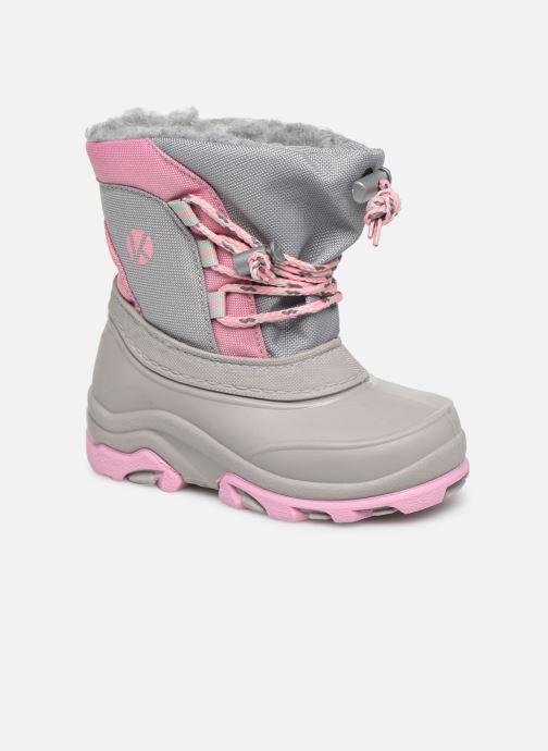 Chaussures de sport Kimberfeel Waneta Rose vue détail/paire