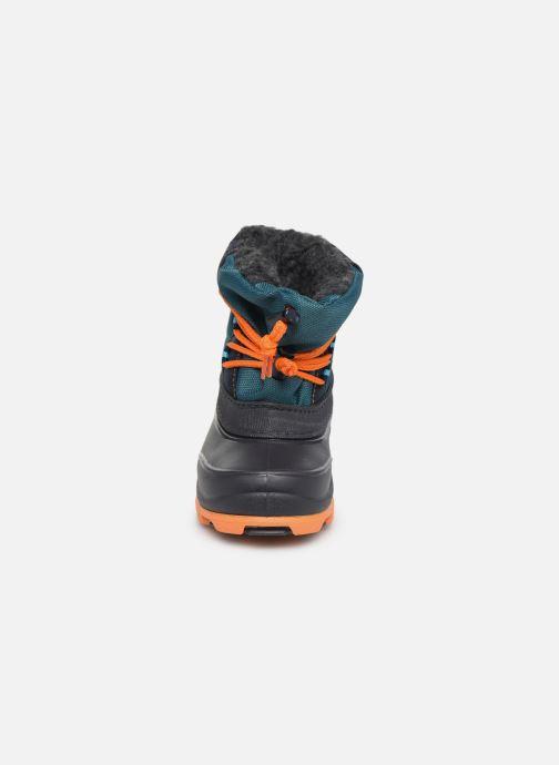 Chaussures de sport Kimberfeel Waneta Vert vue portées chaussures