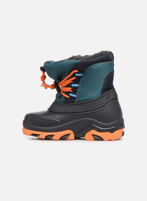 Sport shoes Kimberfeel Waneta Green front view