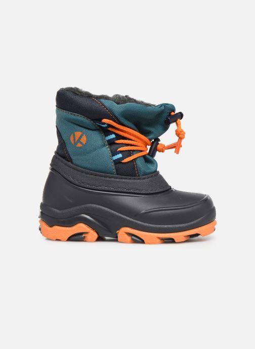 Chaussures de sport Kimberfeel Waneta Vert vue derrière