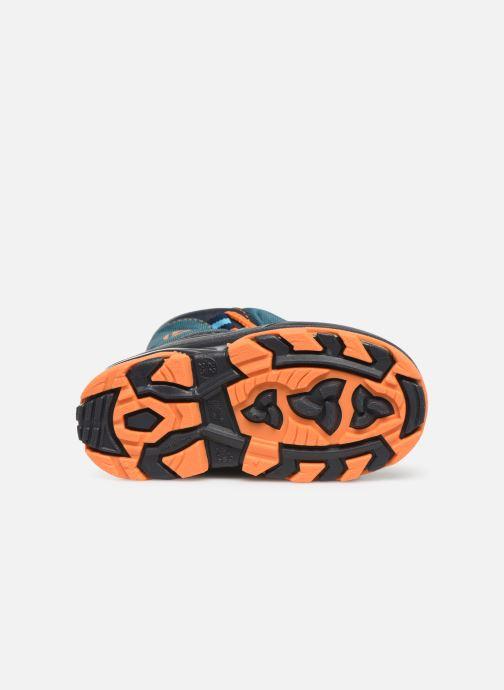 Chaussures de sport Kimberfeel Waneta Vert vue haut
