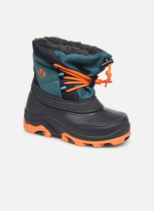 Chaussures de sport Kimberfeel Waneta Vert vue détail/paire