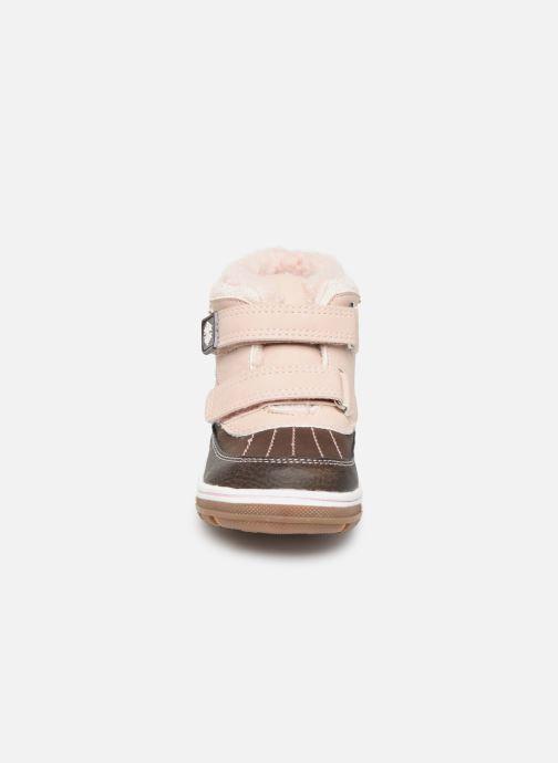 Boots en enkellaarsjes Kimberfeel Mini Roze model