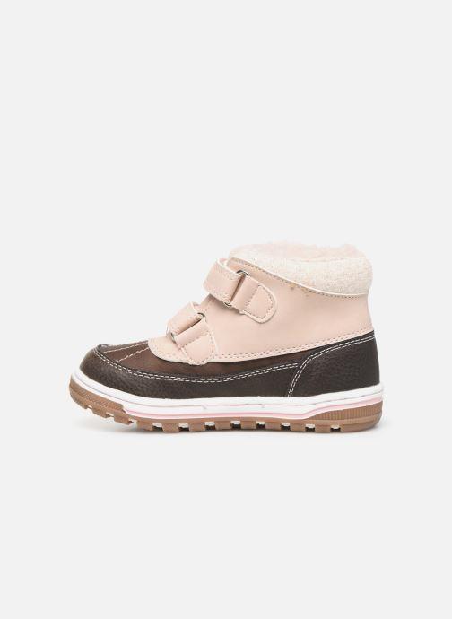 Boots en enkellaarsjes Kimberfeel Mini Roze voorkant
