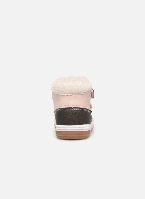 Boots en enkellaarsjes Kimberfeel Mini Roze rechts