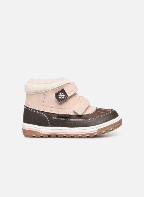 Boots en enkellaarsjes Kimberfeel Mini Roze achterkant